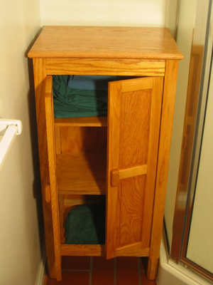 I Made This Small Jewelry Cabinet 17 Tall For My Daughter Jessica The Is Of Walnut Inlays Are Curly Maple